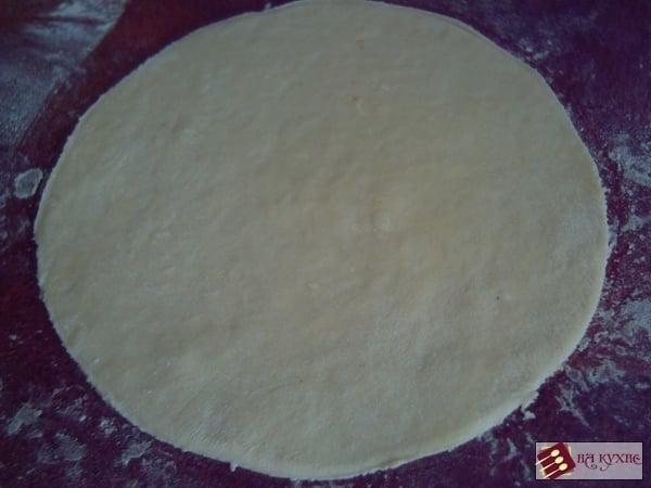 Чебуреки - приготовление, шаг 9