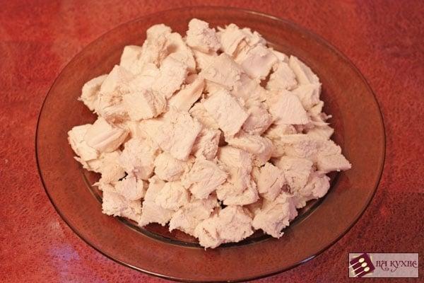 Куриный суп с рисом - приготовление, шаг 6