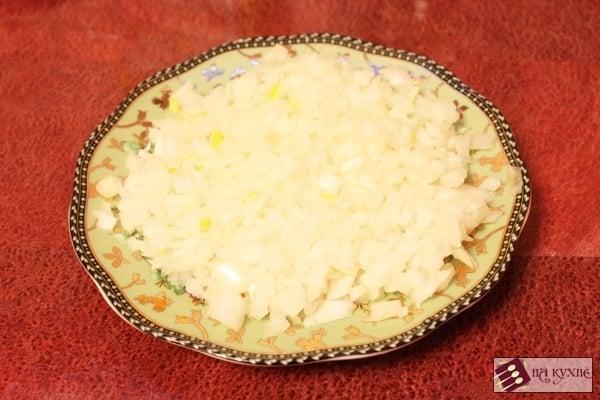 Мясные биточки в сливочно-грибном соусе - приготовление, шаг 2