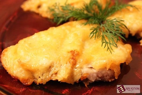 Говядина, запеченная с сыром и луком - приготовление, шаг 9