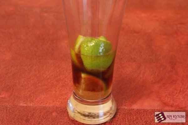 Мохито безалкогольный - приготовление, шаг 5