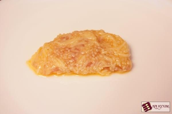 Куриное филе в сырно-кунжутной корочке - приготовление, шаг 8