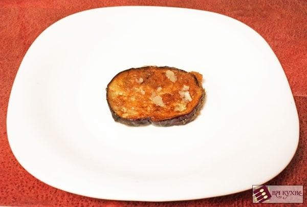 Острая закуска из баклажанов и помидоров с чесноком - приготовление, шаг 7