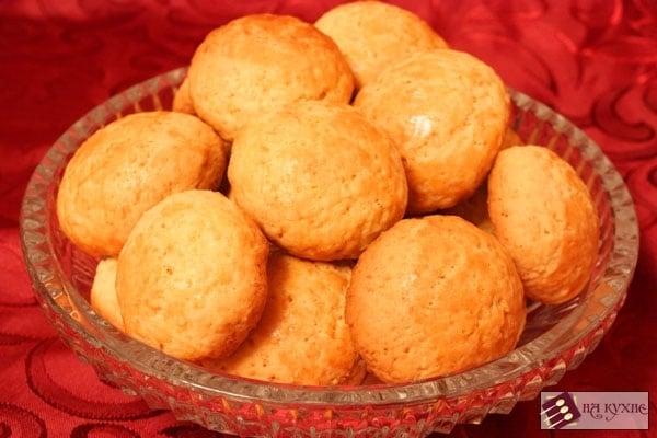 Кокосовое песочное печенье - приготовление, шаг 6