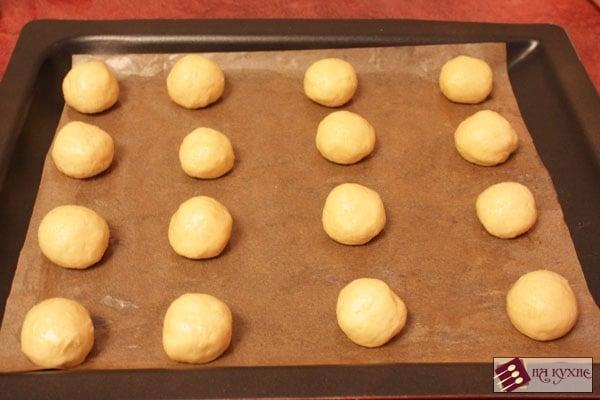 Кокосовое песочное печенье - приготовление, шаг 5