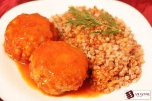 Фрикадельки в томатном соусе - приготовление, шаг 7
