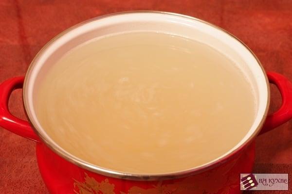Гороховый суп с копченостями - приготовление, шаг 2