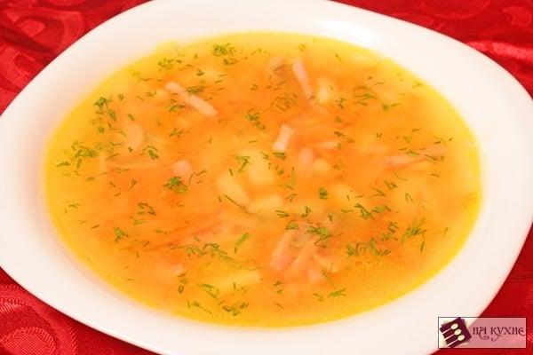 Гороховый суп с копченостями - приготовление, шаг 10