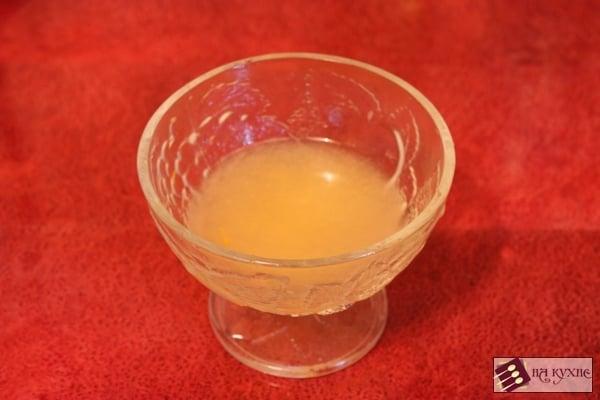 Филе индейки под клюквенным соусом - приготовление, шаг 4
