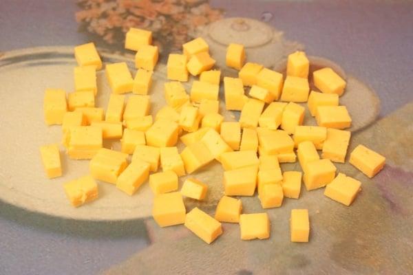 Мясные шарики из индейки с сыром - приготовление, шаг 2