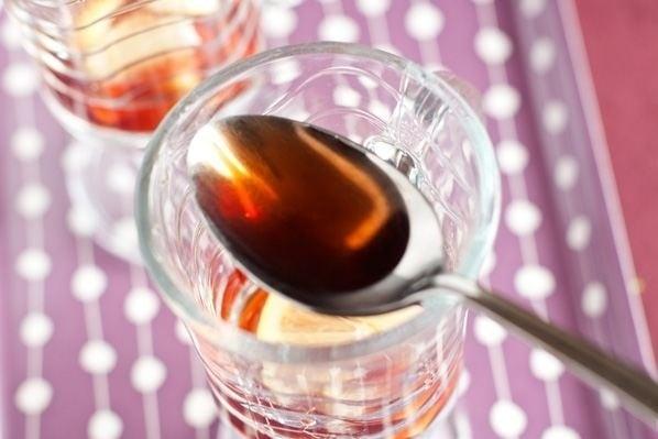 Имбирный чай с клубникой - приготовление, шаг 4