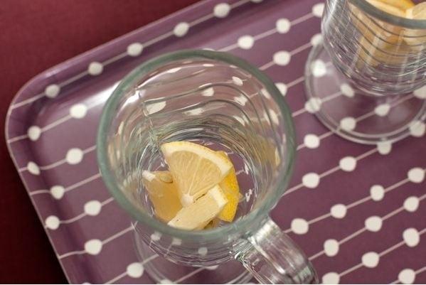 Имбирный чай с клубникой - приготовление, шаг 3