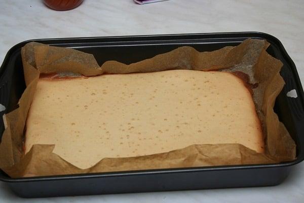 Абрикосовое пирожное «Совершенство» - приготовление, шаг 1