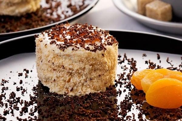 Абрикосовое пирожное «Совершенство» - приготовление, шаг 5