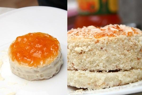Абрикосовое пирожное «Совершенство» - приготовление, шаг 4