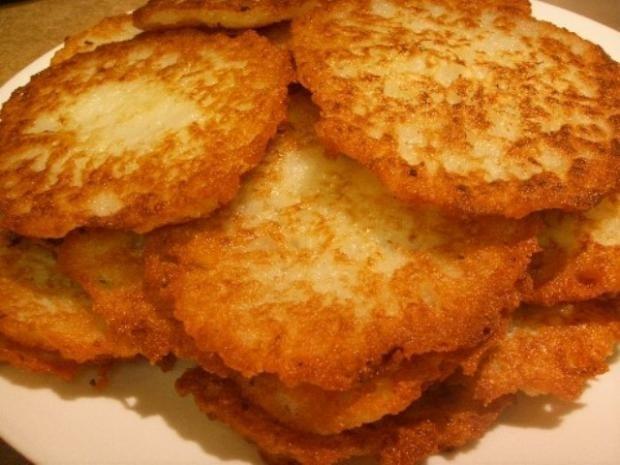Картофельные драники - приготовление, шаг 4