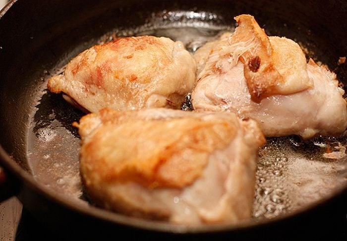 Цыплёнок по-мексикански - приготовление, шаг 1