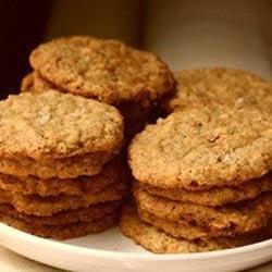 Медовое овсяное печенье - приготовление, шаг 5