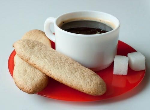 Печенье савоярди для Тирамису - приготовление, шаг 5