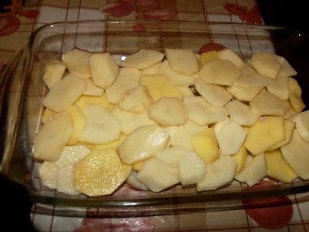 Картофель Bon App?tit - приготовление, шаг 4