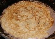 Блинчики с мандаринами - приготовление, шаг 3