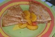 Блинчики с мандаринами - приготовление, шаг 6