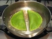 Блинчики со шпинатом - приготовление, шаг 8