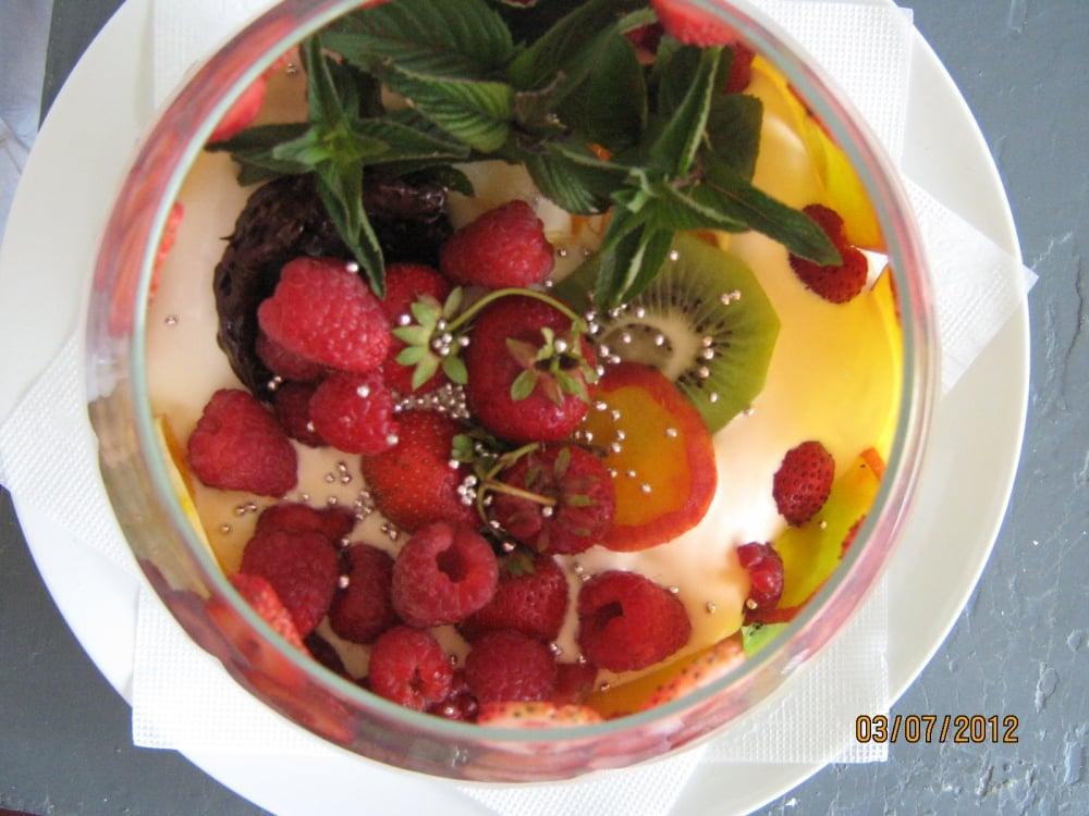 Десерт самоцвіти - приготовление, шаг 1