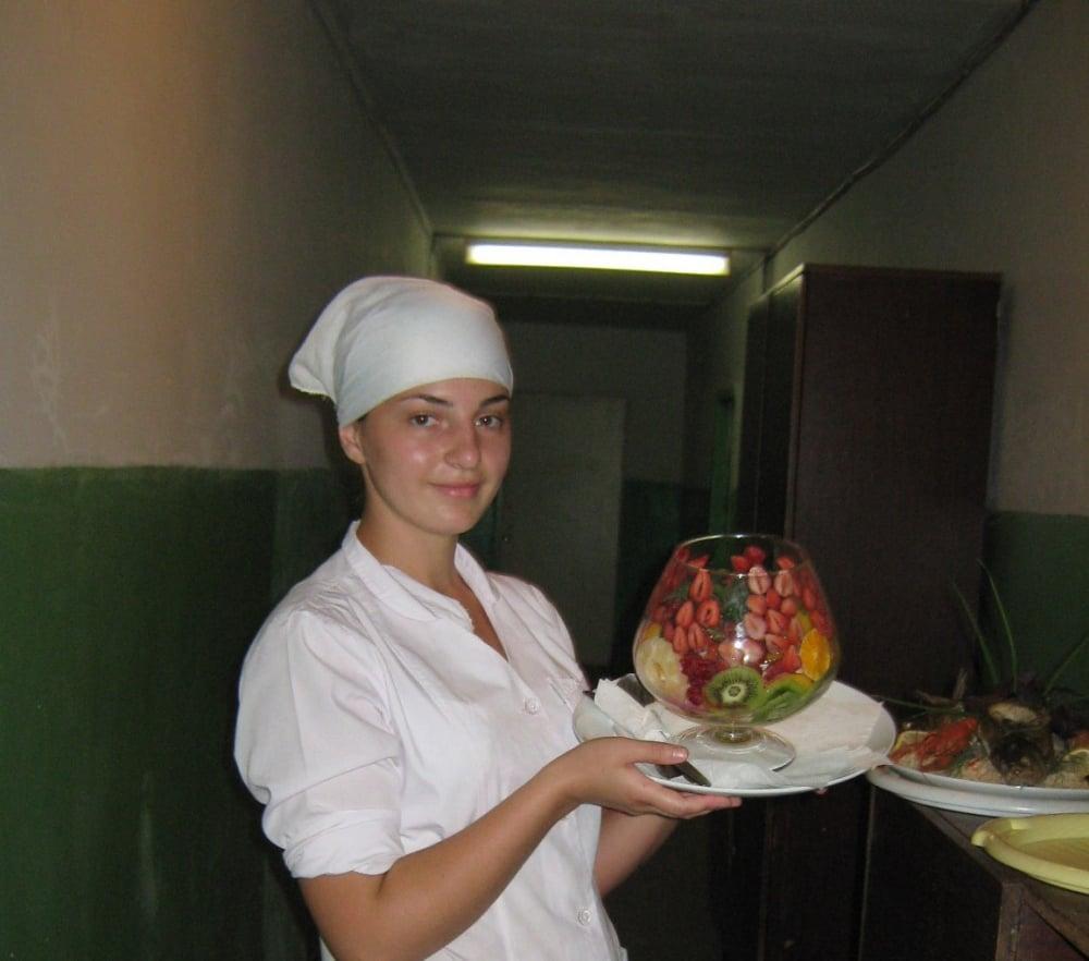 Десерт самоцвіти - приготовление, шаг 2