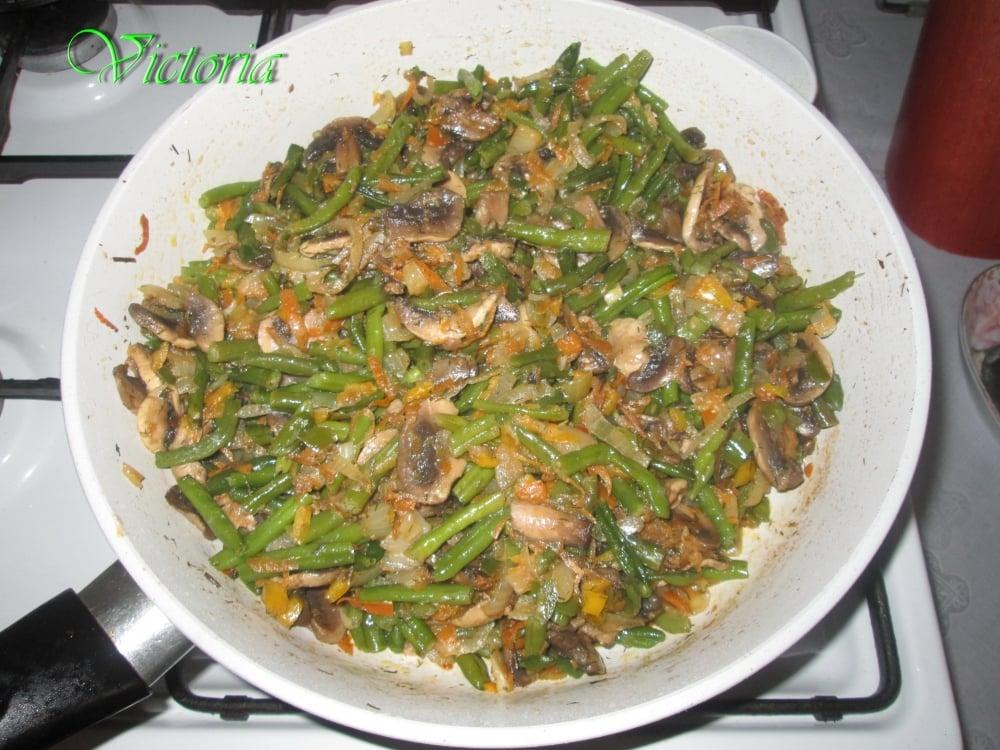 Овощное рагу с курицей - приготовление, шаг 7