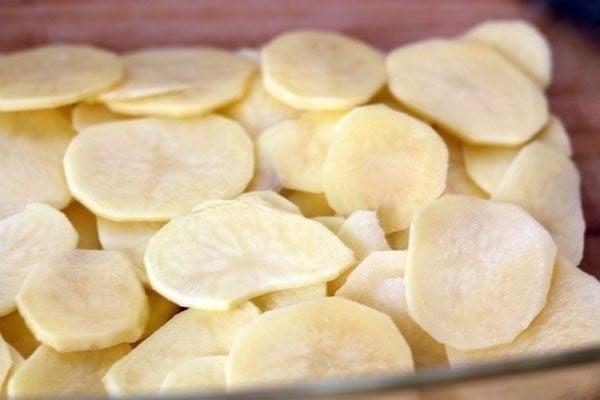 Запеканка картофельная с фаршем - приготовление, шаг 4