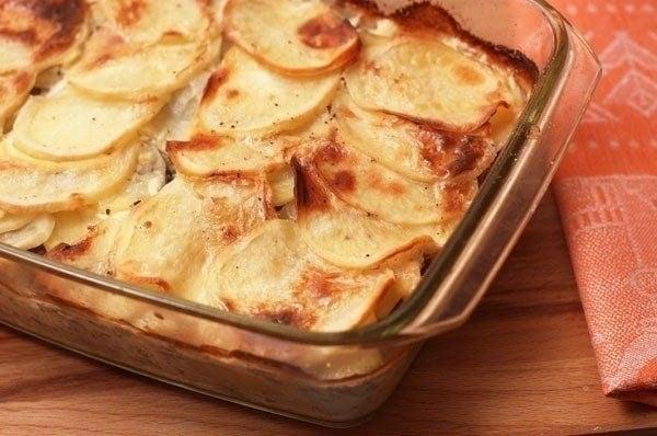 Запеканка картофельная с фаршем - приготовление, шаг 7