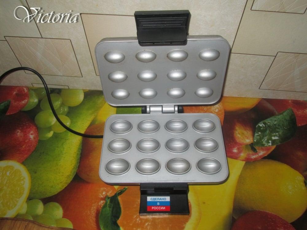 Сладкие орешки под миндаль - приготовление, шаг 9
