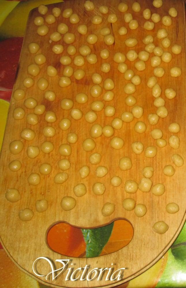 Сладкие орешки под миндаль - приготовление, шаг 13