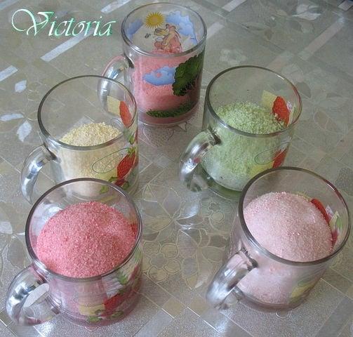 Арбузный десерт - приготовление, шаг 2
