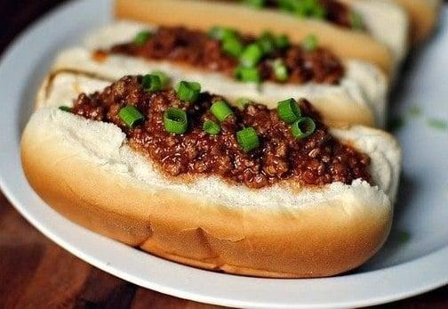 Домашние хот-доги - приготовление, шаг 4
