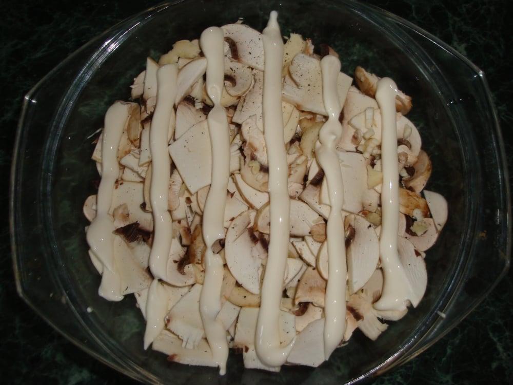 Картофельная запеканка или Постный чанахи - приготовление, шаг 3