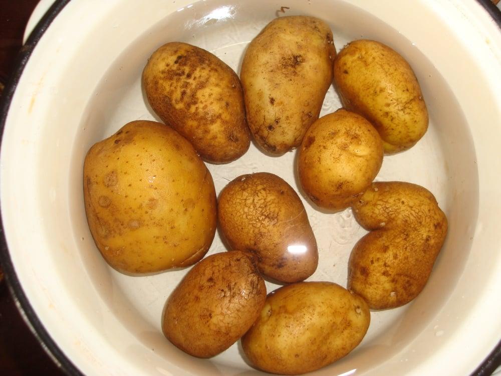 Картофельные зразы с грибами - приготовление, шаг 2