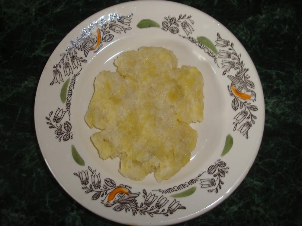 Картофельные зразы с грибами - приготовление, шаг 7