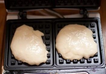 Бельгийские вафли - приготовление, шаг 2