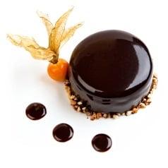 Итальянский шоколадный десерт с орехами - приготовление, шаг 2