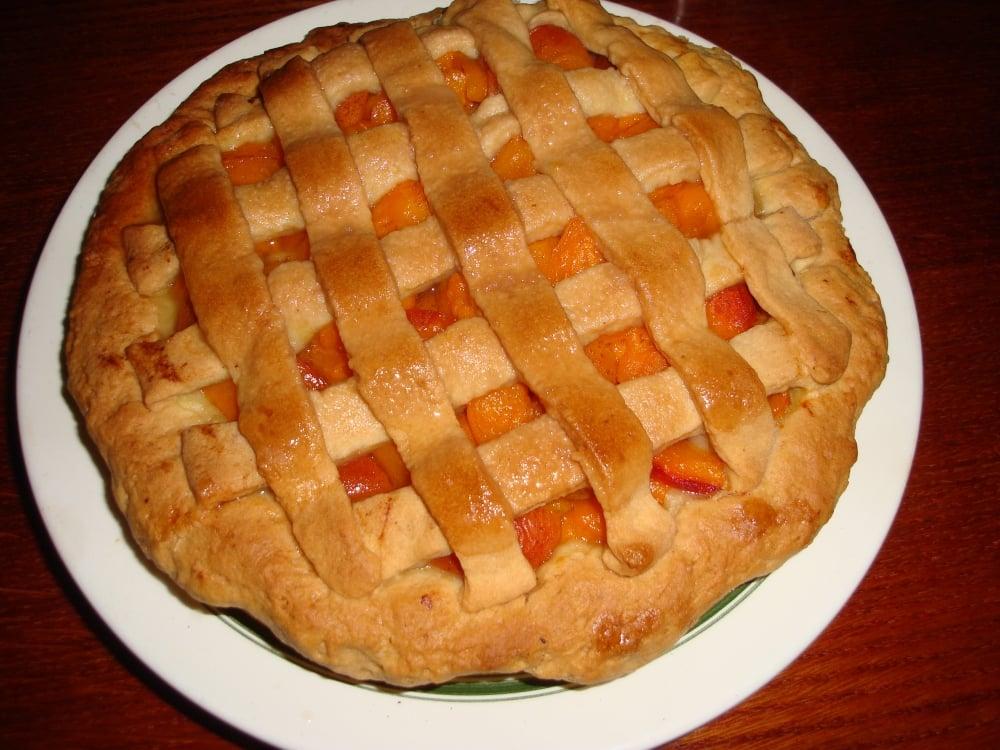 Абрикосовый пирог - приготовление, шаг 3