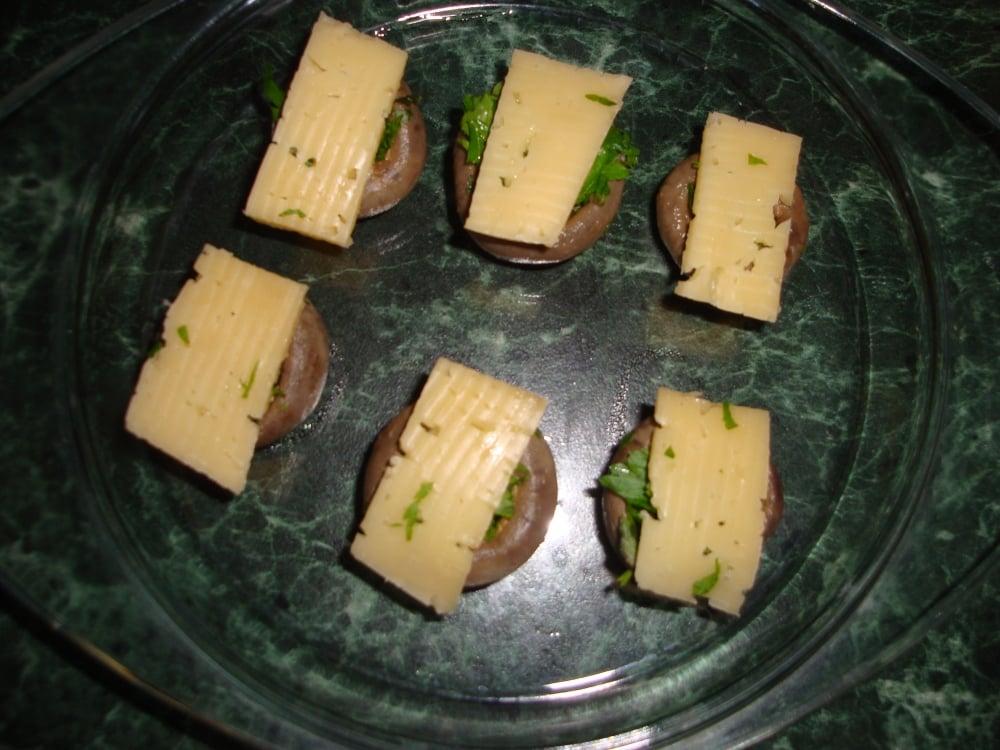 Закусочные грибочки - приготовление, шаг 3