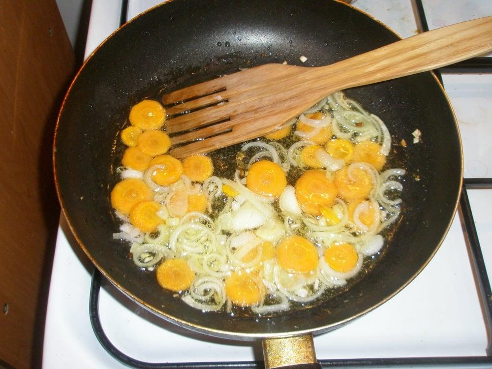 Рагу из кабачков - приготовление, шаг 2