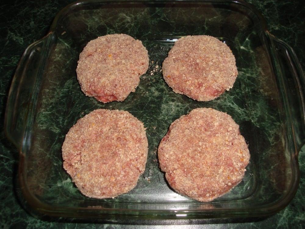 Запеченные котлеты из телятины с овощным соусом - приготовление, шаг 3