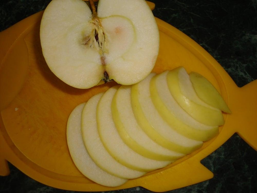 Свинина на ребре с яблоком и лимоном - приготовление, шаг 2