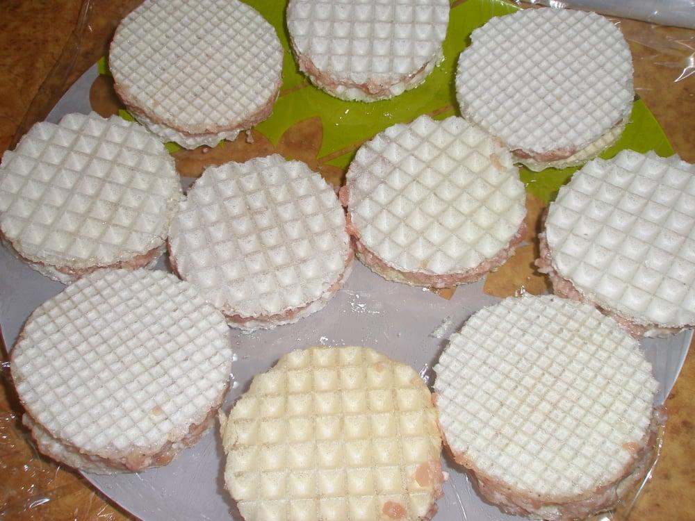 Котлетки в вафлях - приготовление, шаг 1