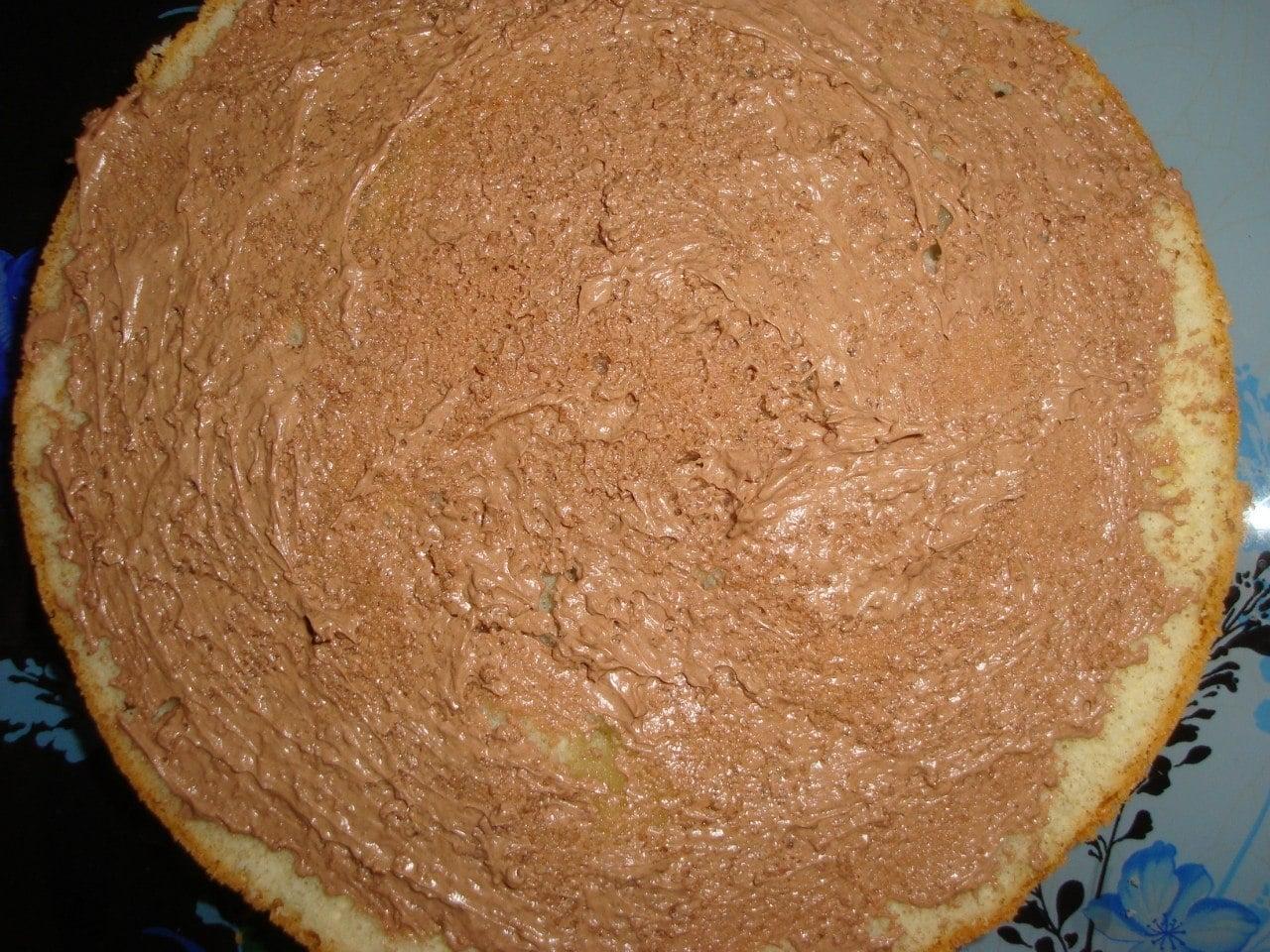 Скоростной тортик - приготовление, шаг 3