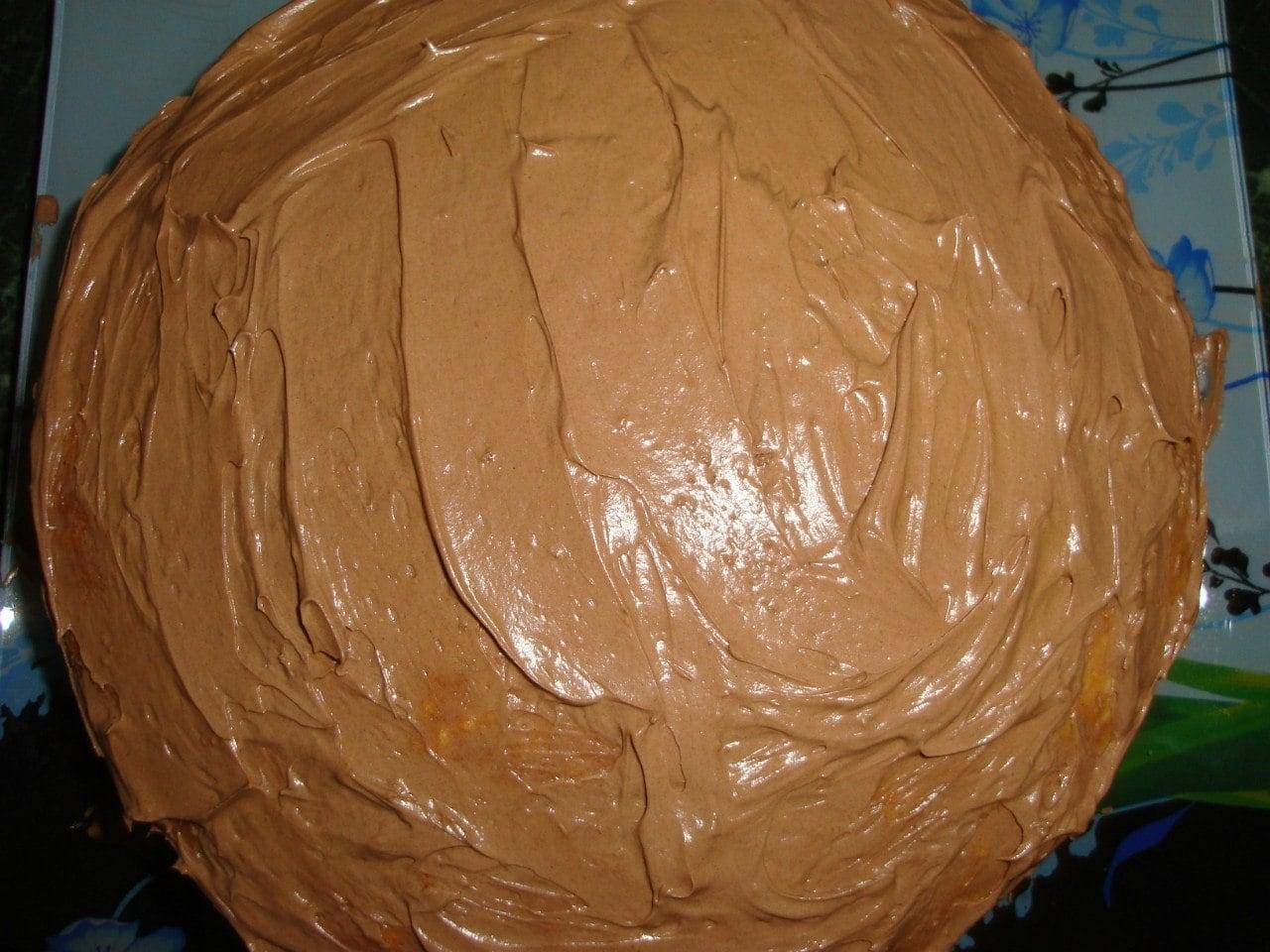 Скоростной тортик - приготовление, шаг 4