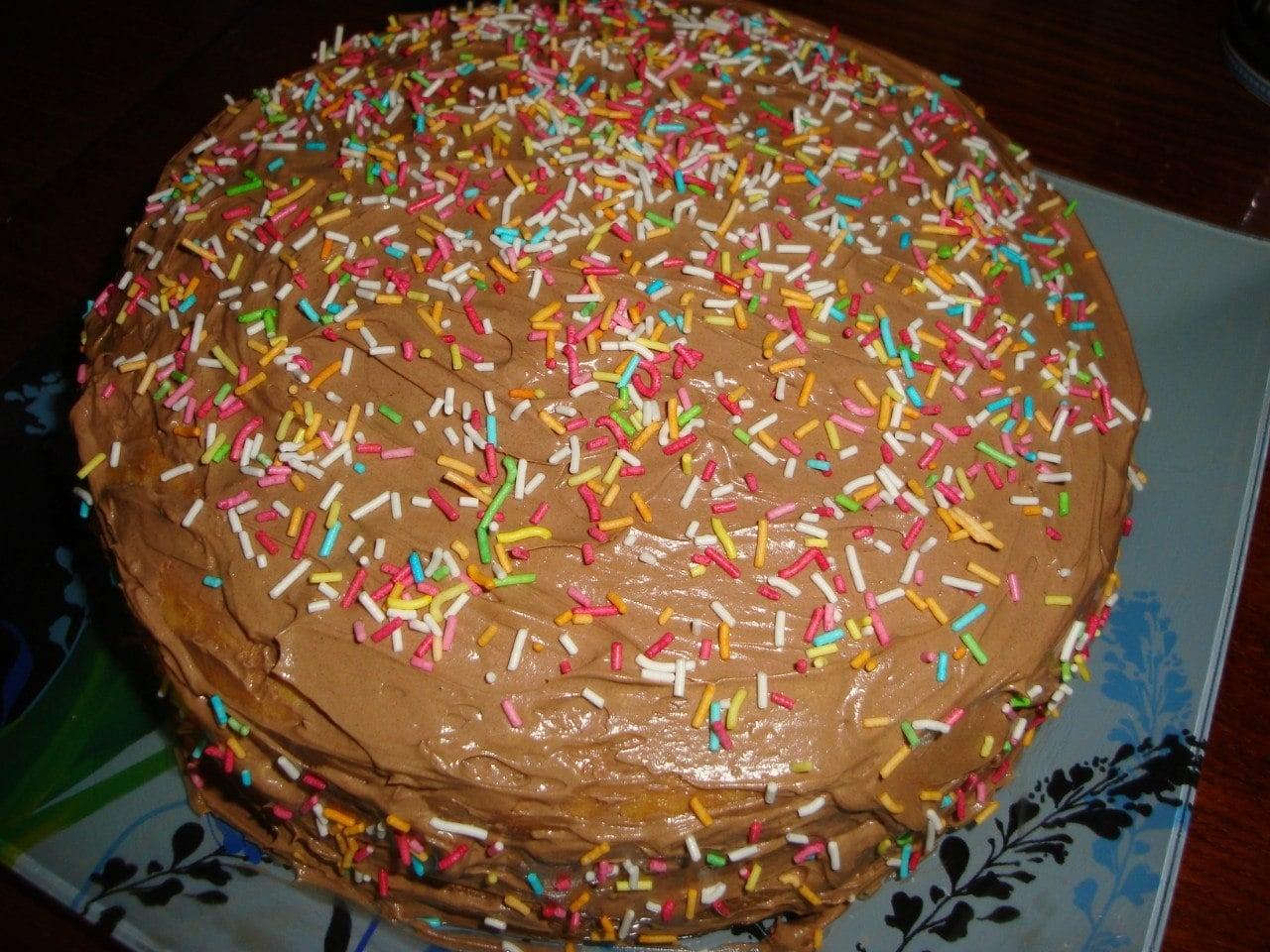 Скоростной тортик - приготовление, шаг 5